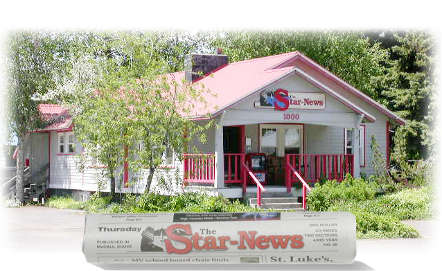 photo of Star-News office